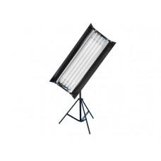 Осветительный прибор FILMGEAR Flo на 4 лампы 4ft со встроенным балластом